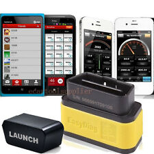 Launch X431 Easydiag 2.0 Bluetooth Scanner Code Reader For iPhone Android OBD2