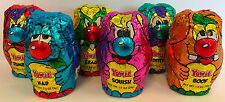 6x 28g YOWIE (x1 EACH COLOUR) - CHOCOLATE WITH SURPRISE INSIDE *LIMITED EDITION*