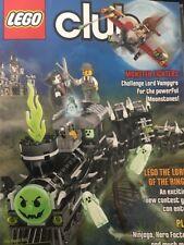 LEGO Club Magazine JULY AUGUST 2012 Monster Fighters LOTR Ninjago Avengers