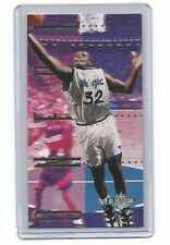 Shaquille O'Neal Not Autographed NBA Basketball Trading Cards