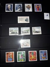 Berlin 1972 good page of  fine used stamps  wooden toys etc