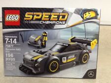 Lego Mercedes- AMG GT3 75877 (With 1 Minifig)