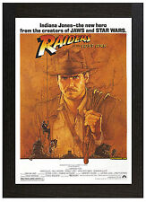 A3 Framed Poster Indiana Jones Raiders of the Lost Ark Picture