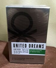 Treehouse: Benetton United Dreams Aim High EDT Perfume Spray For Men 100ml