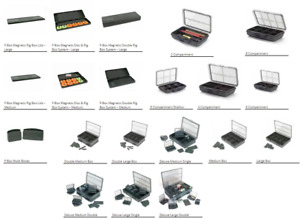 Fox F Box Tackle Boxes *Complete Range*  NEW Fishing Storage Box