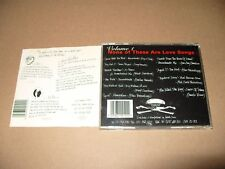 None Of These Are Love Songs Vol.1 (CD 1994) cd is Excellent
