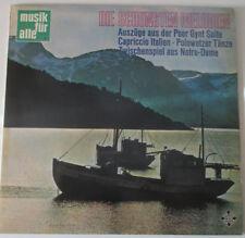 """12"""" LP Vinyl Musik für alle Staatsorchester Hamburg,die schönsten Melodien NT202"""