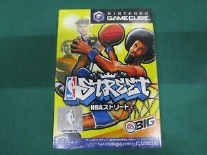 Game Cube -- NBA Street -- Nintendo GC. New & Sealed. *JAPAN GAME* 36681