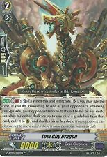 CARDFIGHT VANGUARD CARD: LOST CITY DRAGON - G-BT05/095EN C