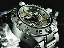 Invicta Men 50mm LE Subaqua Noma 4 Black Label Combat Swiss 5040F Chrono Watch