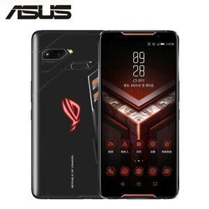 "Global Version ASUS ROG Phone ZS600KL Gaming Phone 6.0"" 18:9 Screen 4G LTE 8GB"