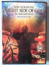 DVD: How to be on the Right Side of God in the Last Days by Jonathan Bernis