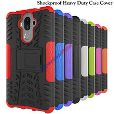 Hybrid Armor Shockproof Rugged Heavy Duty Stand Hard Case Cover For Huawei