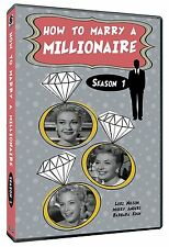 How to Marry a Millionaire 1950s Classic Series Complete Season 1 ~ NEW DVD SET
