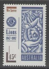 Australie 1997  lions club  1635  postfris/mnh