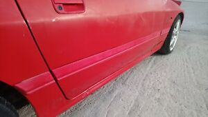 89-91 MAZDA RX7 FC3S S5 EUROPEAN ONLY SIDE TRIMS COMPLETE MOULDINGS SET INFINI