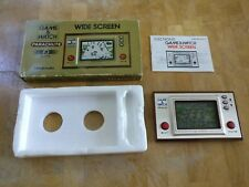 PARACHUTE PR-21 1981 NINTENDO GAME AND WATCH  boxed!!!