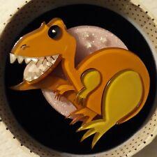 - Dinosaur / Collectible, Rare, New Erstwilder Brooch, Rex The Tyrant King