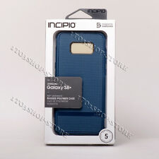 Incipio NGP Advanced Flexible Silicone Case fo Samsung Galaxy S8+ Plus Navy Blue