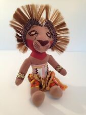 Disney The Lion King Simba Peluche Juguete - 10.5""