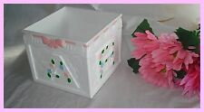 ABC Block Centerpiece (PINK) for Favor or Baby Shower Decorations - FREE SHIP