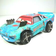Disney Pixar Cars Demolition Derby Car 1:43 #96 demolition derby car