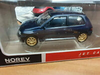 Renault Clio Williams 1993 - JetCar  1:43 - Norev - Nuova