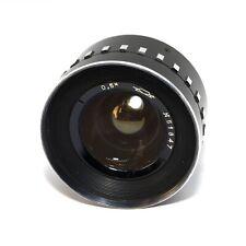 KMZ Lens HT1-0.5x  russian ZENIT QUARTZ 8 mm Movie Tele Camera FREE shipping