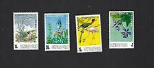 Singapore sc#112-15 (1970) Complete MNH