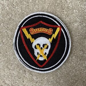USAF 493rd fighter squadron Grim Reapers RAF Lakenheath Heritage Patch