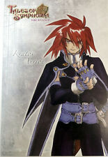 Tales of Symphonia Kratos Aurion Post Card Anime NEW