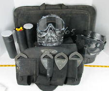 Paintball Accessories 2 Helmets 3 Containers 1 Carry Case 2 Utility Belts Gs