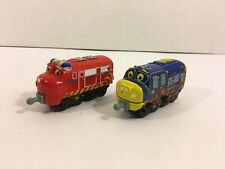 Chuggington Stacktrack Brewster & Wilson (From Team Trainee 3 Pack) TOMY
