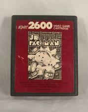 ATARI 2600 JR. PAC-MAN CX-26123 VIDEO GAME CARTRIDGE ONLY