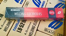 KOBE LB52-18 WELDING ELECTRODES 2.6MM, 3.2MM & 4.0MM x 5KG