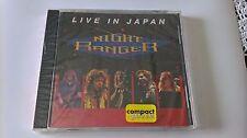 """""""NEU"""" Night Ranger - live in Japan / CD eingeschweißt"""