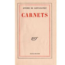 SAINT-EXUPERY Carnet Edition Originale 1/60 ex. sur Hollande