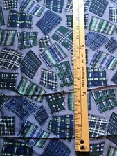 Beautiful Lightweight 100 Percent Silk Fabric in Many Different Blues-2 1/2 Yds