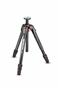 Manfrotto 190 Go! 4 Section Photo Tripod with Twist Locks