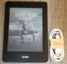 Amazon Kindle Paperwhite 2nd (6th Generation) 2GB, 6in, WiFi, Black, eReader