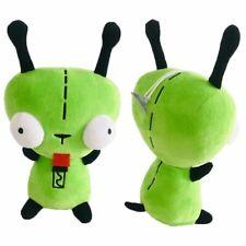 Alien Invader Zim Dog Suit Gir Robot Stuffed Animal Plush Doll Soft Toy Kid Gift