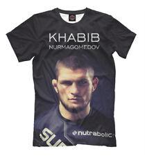 Khabib Nurmagomedov UFC t-shirt - MMA fighter World Champion
