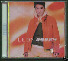 1999 Leon Lai 黎明 CD + VCD -  眼睛想旅行 Eyes thinking for tour
