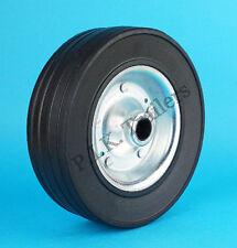 HEAVY DUTY 200mm Replacement Steel Wheel for Trailer Jockey Wheel   #5213
