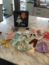 Large Lot Vintage Barbie Clothes Accessories Midge Case Many With Tags!