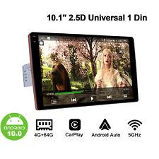 Joying Android 10 Single Din10.1 Inch 2.5D 1280*720P Head Unit Gps Navigation