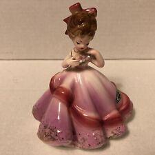 Vintage Josef Originals Figurine Patty of First Formal Series