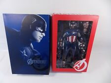 MARVEL AVENGERS MOVIE CAPTAIN AMERICA 1:6 SCALE HOT TOYS ACTION FIGURE MMS174