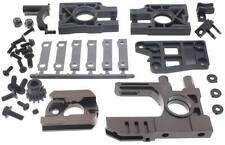 MOTOR MOUNT, 12T PINION GEAR & DIFFERENTIAL PLATES - Kyosho Inferno MP9e TKI