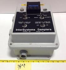 INTERSYSTEMS SAMPLERS CNTRL-523595-2